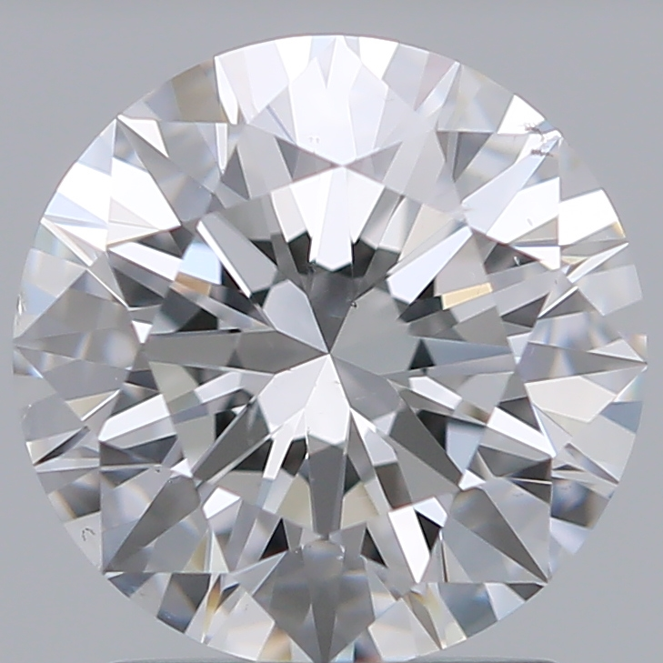 1.50 ct Round Diamond : D / VS2