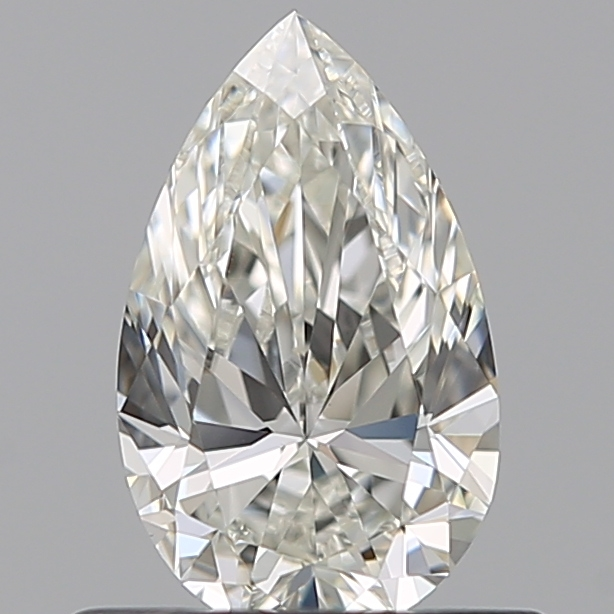 0.50 ct Pear Shape Diamond : I / VS2
