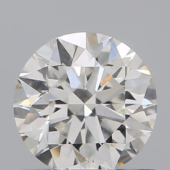 0.55 ct Round Diamond : I / VVS2