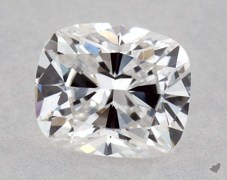 0.36 ct Cushion Cut Diamond : E / SI1