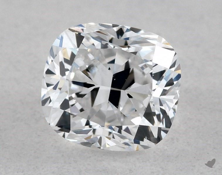 0.30 ct Cushion Cut Diamond : D / VS2