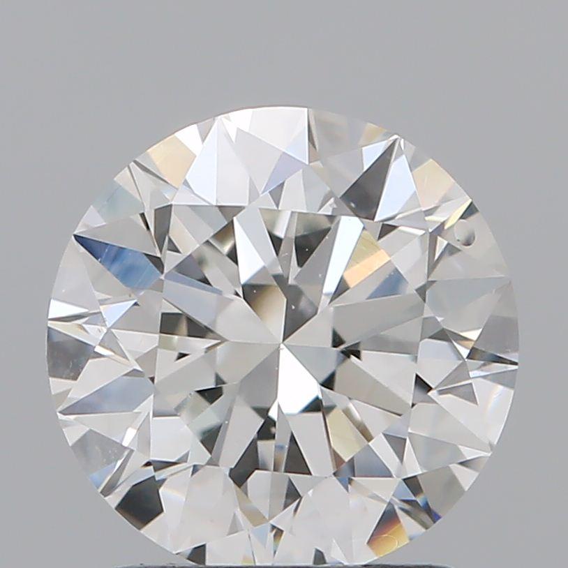 1.54 ct Round Diamond : G / VS2