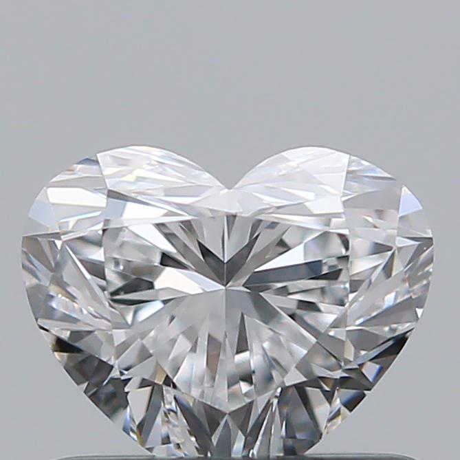 0.60 ct Heart Shape Diamond : D / VVS2