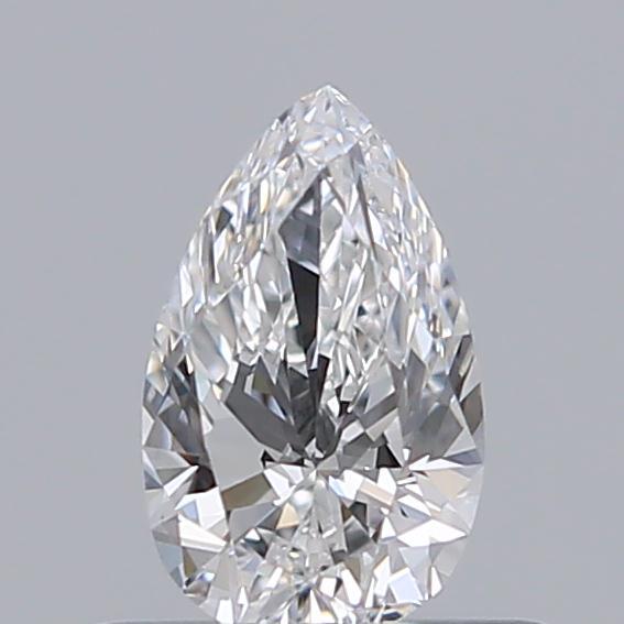 0.41 ct Pear Shape Diamond : E / VVS1