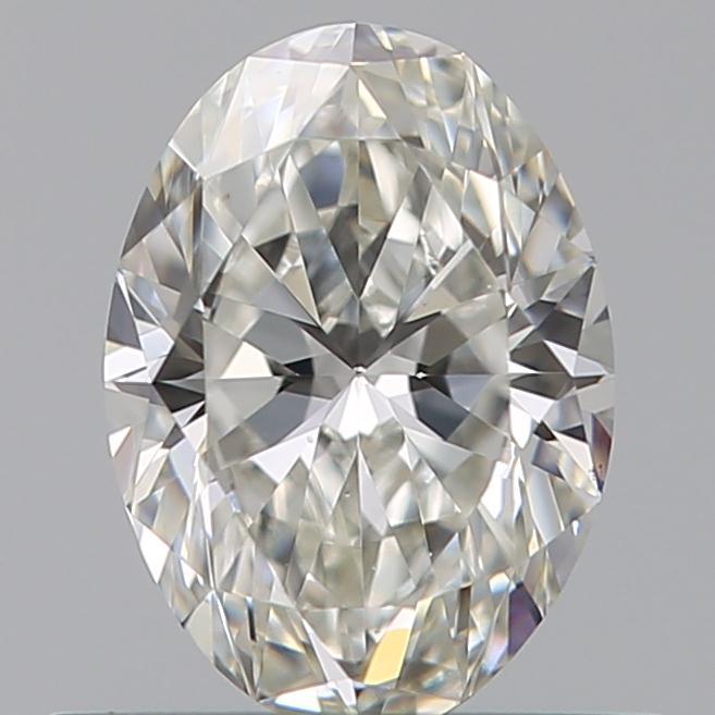 0.51 ct Oval Diamond : H / VS1