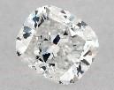 0.40 ct Cushion Cut Diamond : F / VVS2