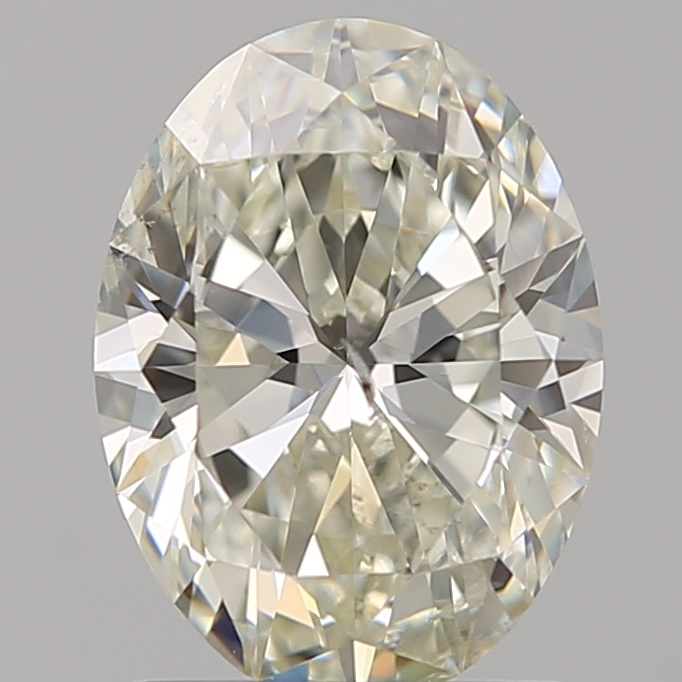 1.20 ct Oval Diamond : K / SI2