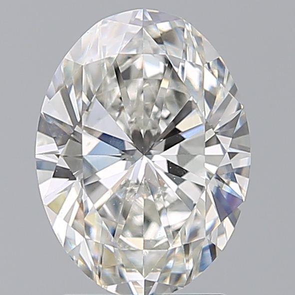 2.00 ct Oval Diamond : G / SI1