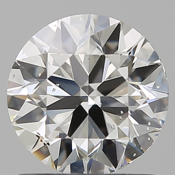 1.00 ct Round Diamond : I / SI2