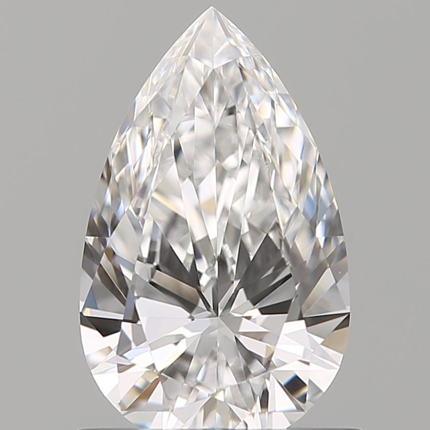 0.70 ct Pear Shape Diamond : D / VVS1