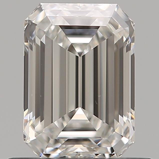 0.74 ct Emerald Cut Diamond : G / VS1