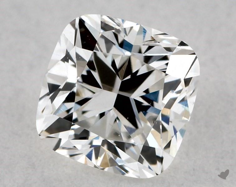 0.45 ct Cushion Cut Diamond : F / VS1