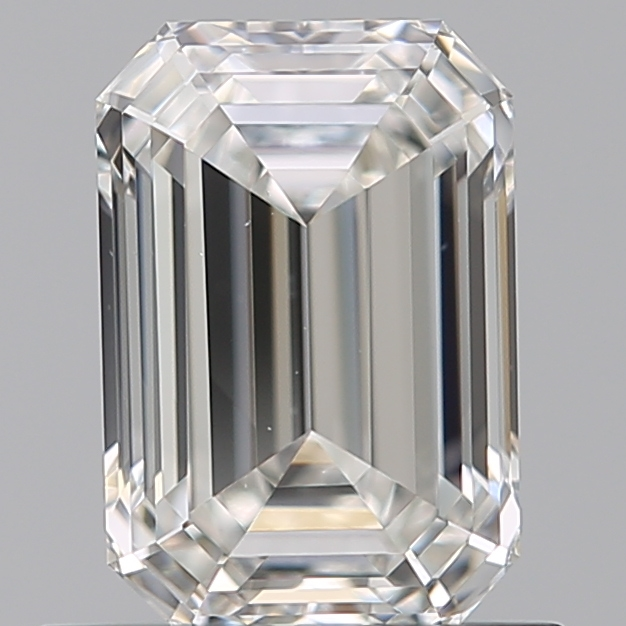 0.73 ct Emerald Cut Diamond : G / VS1