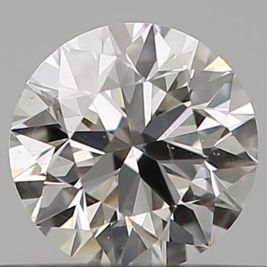 0.32 ct Round Diamond : G / SI1