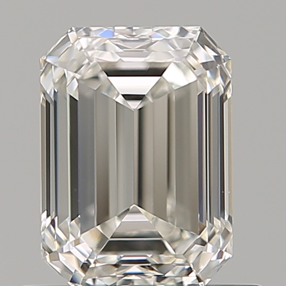 0.72 ct Emerald Cut Diamond : G / VVS1