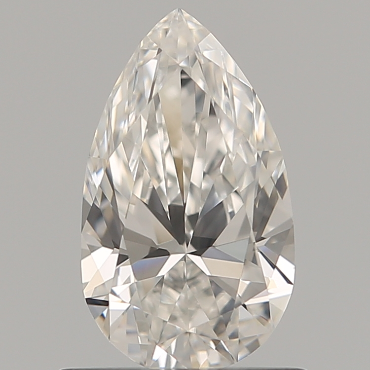 0.77 ct Pear Shape Diamond : F / VS1