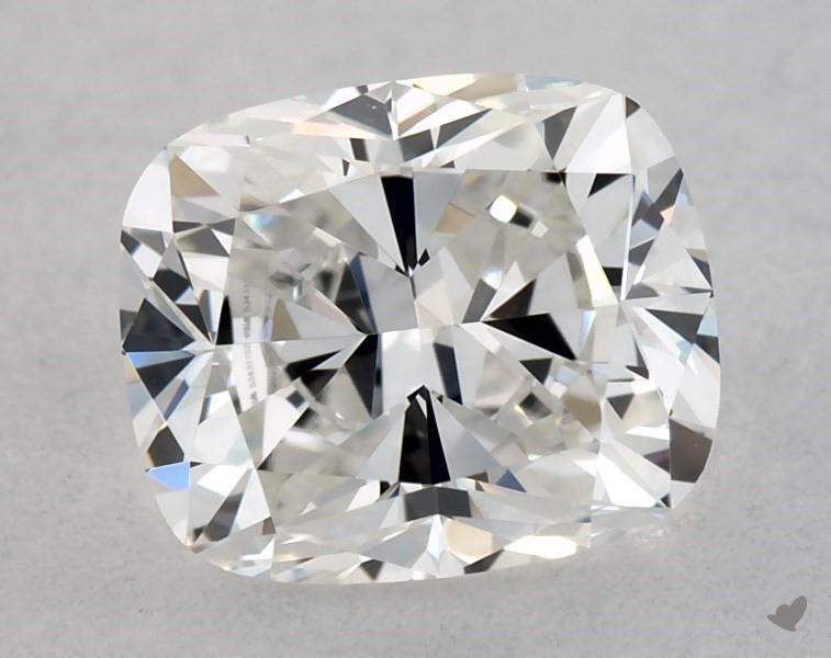 0.46 ct Cushion Cut Diamond : G / VVS1