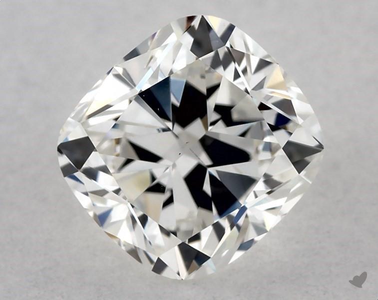 0.50 ct Cushion Cut Diamond : F / VS1