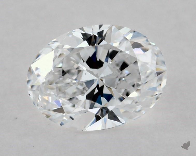 0.40 ct Oval Diamond : D / VS2