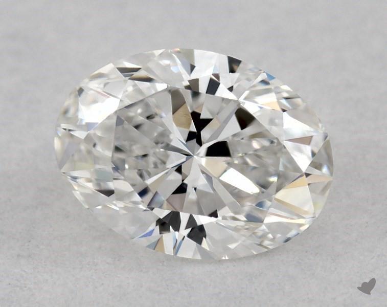 0.41 ct Oval Diamond : E / VVS2