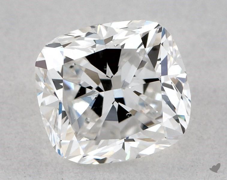0.40 ct Cushion Cut Diamond : E / VS2
