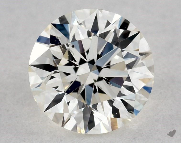 0.34 ct Round Diamond : K / SI1
