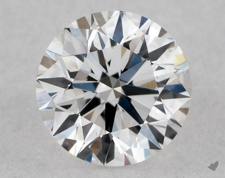 0.30 ct Round Diamond : E / VS1