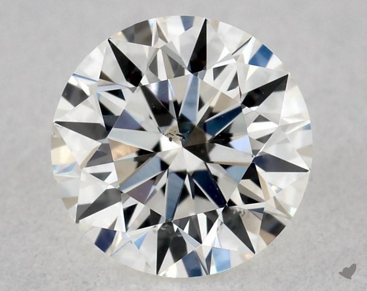 0.40 ct Round Diamond : H / VS2