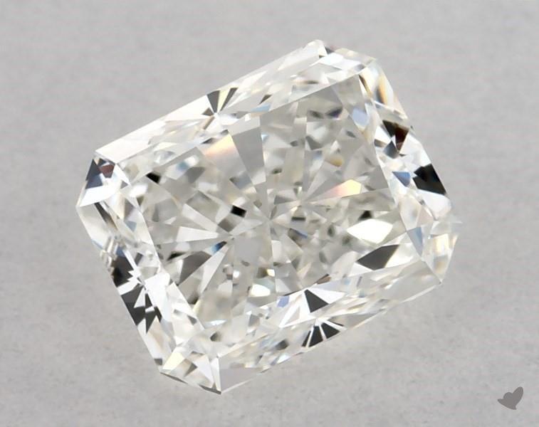 0.50 ct Radiant Diamond : H / VS2