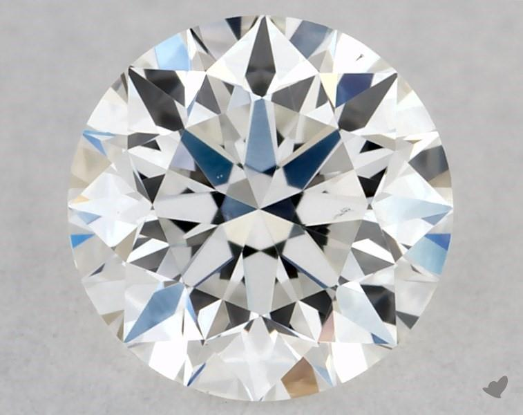0.24 ct Round Diamond : F / VS2