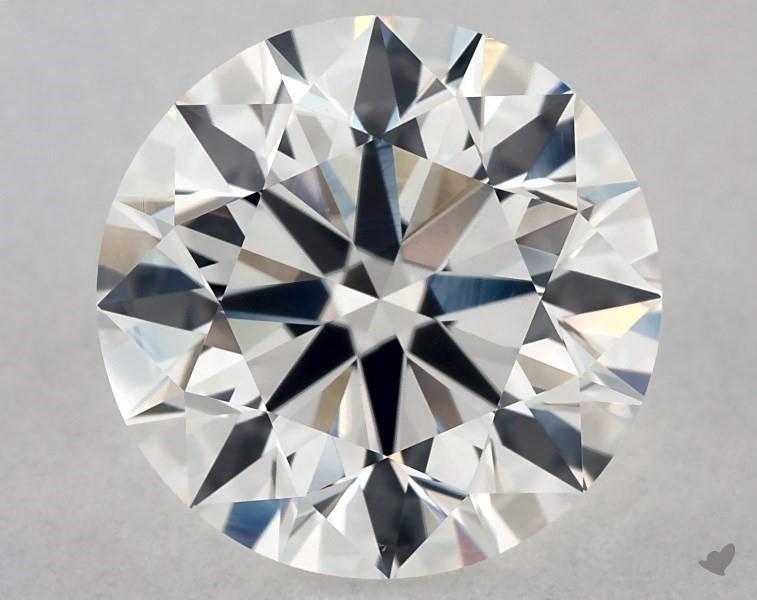 1.50 ct Round Diamond : G / VS1