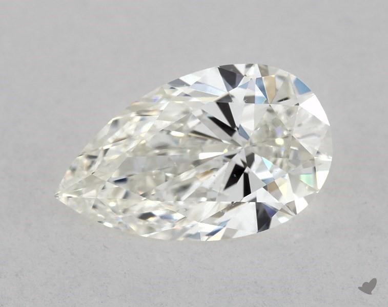 1.01 ct Pear Shape Diamond : I / VS2