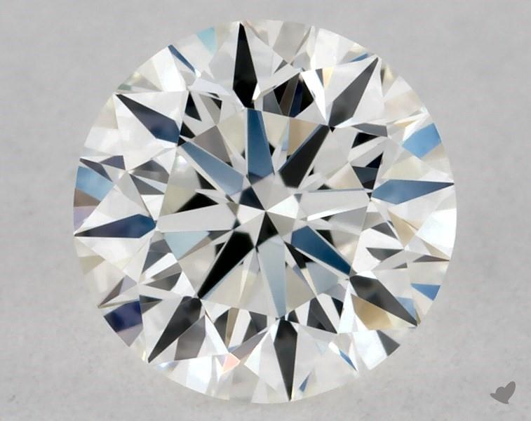 0.31 ct Round Diamond : F / IF