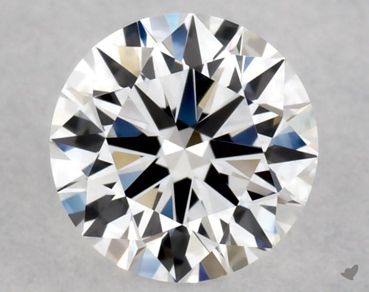 0.30 ct Round Diamond : D / VVS1