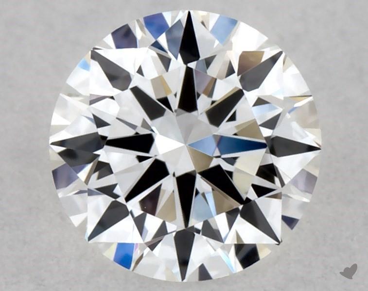 0.32 ct Round Diamond : E / IF