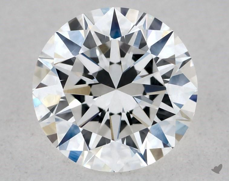 0.40 ct Round Diamond : E / VVS1