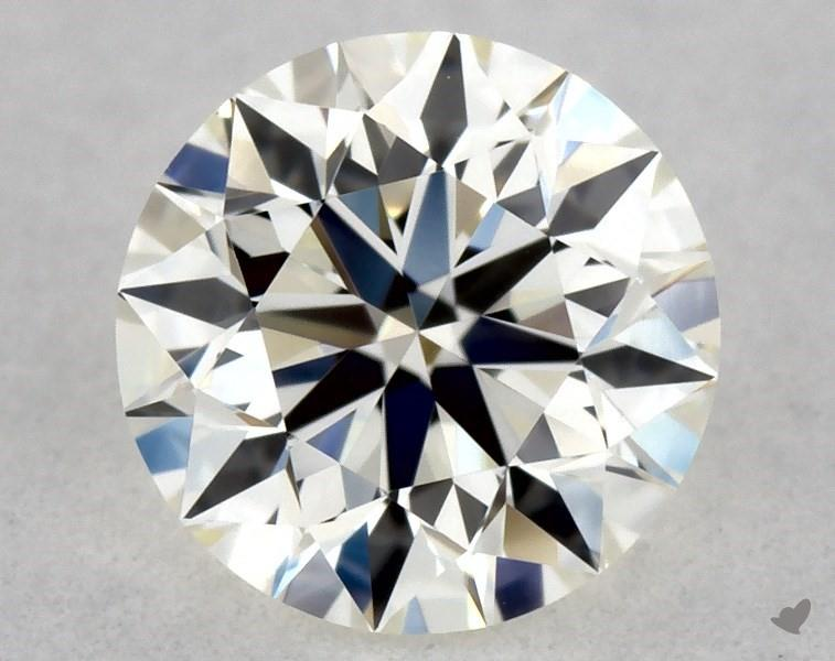 0.40 ct Round Diamond : K / VVS2