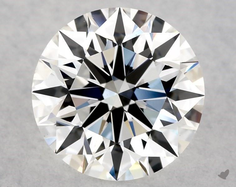 1.80 ct Round Diamond : F / VS2