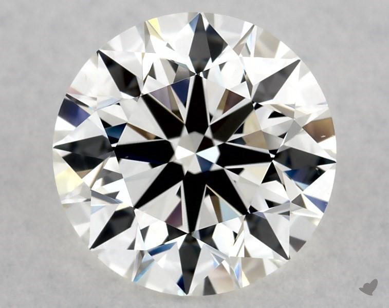 1.80 ct Round Diamond : H / VS2