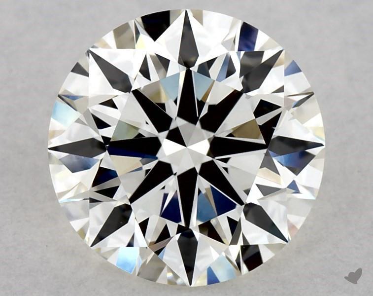 1.80 ct Round Diamond : I / VS1