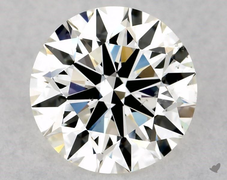 1.90 ct Round Diamond : I / SI1