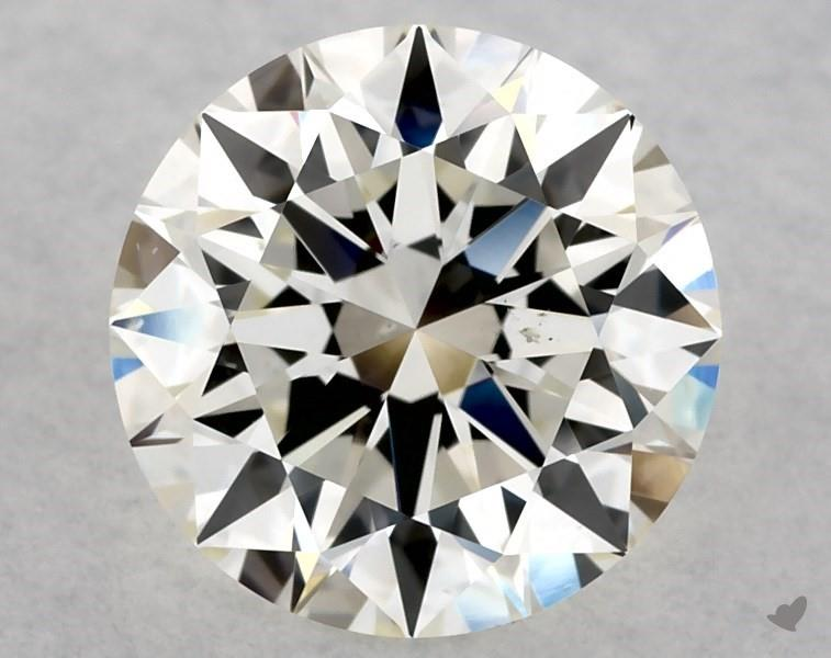 1.80 ct Round Diamond : I / SI1