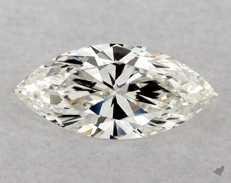 1.01 ct Marquise Diamond : J / SI1