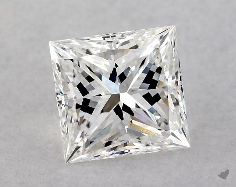 1.51 ct Princess Cut Diamond : G / VS1