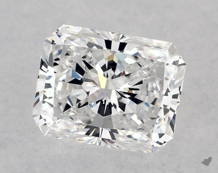 0.80 ct Radiant Diamond : D / VS1
