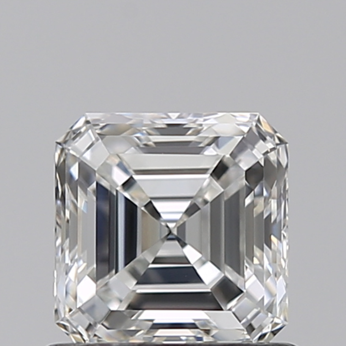 0.78 ct Asscher Cut Diamond : F / VS1