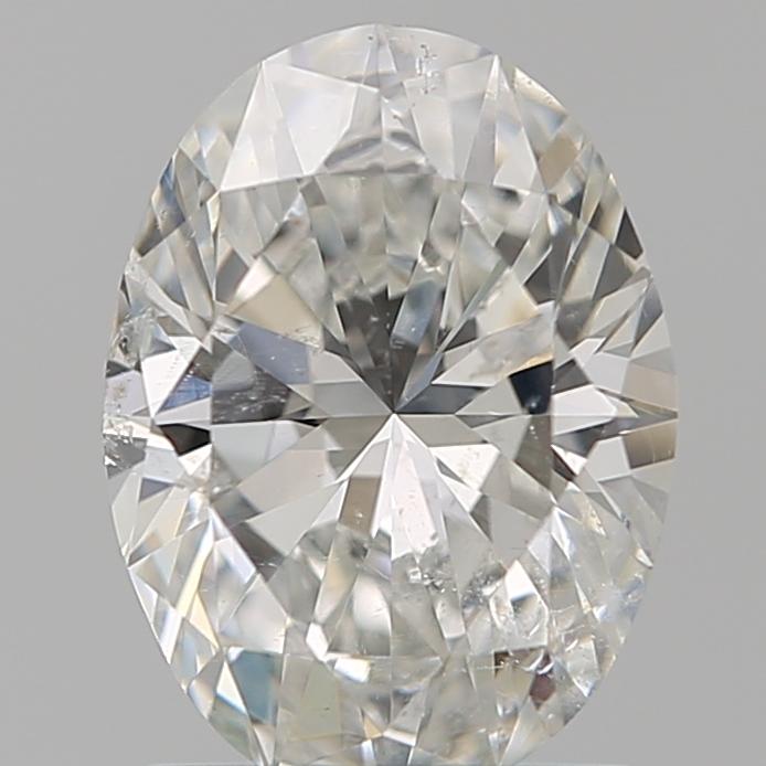1.20 ct Oval Diamond : G / SI2