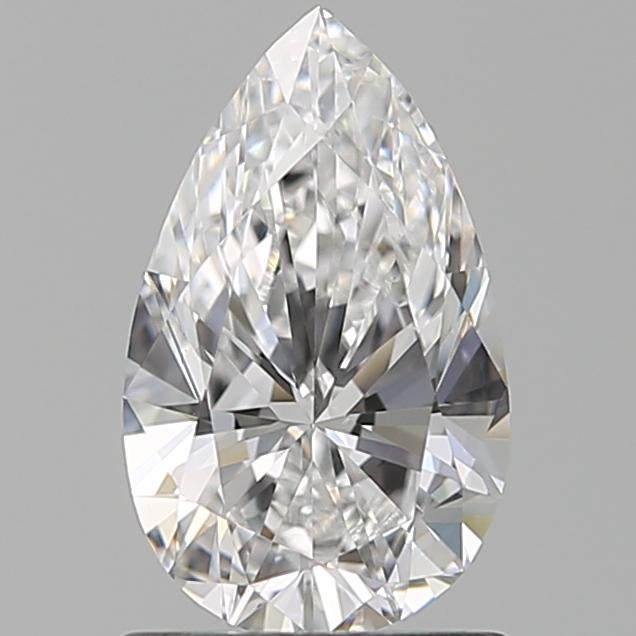 1.00 ct Pear Shape Diamond : D / VS1