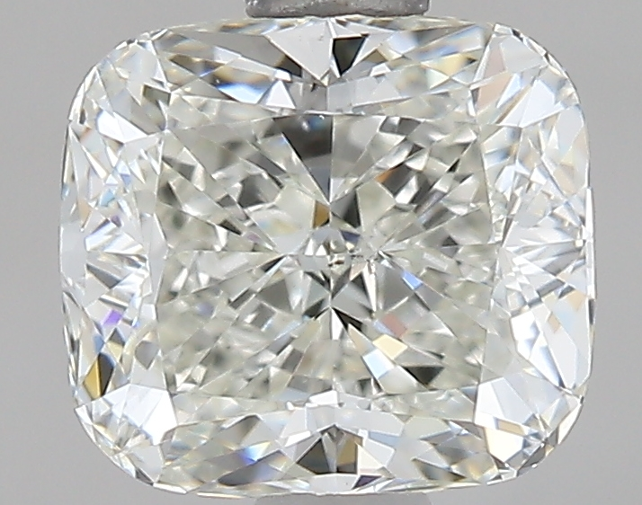 1.20 ct Cushion Cut Diamond : J / SI1