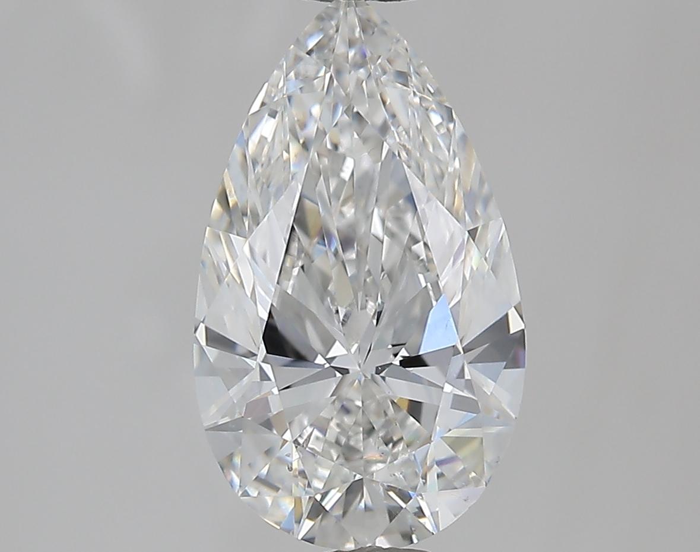 1.50 ct Pear Shape Diamond : F / SI1